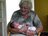 Angelica and her Great Grandmother