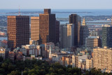 Aerial Photo of Boston's Financial District