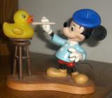 Lucky Meets Mickey by Artshot Sue