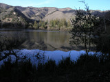 Zaca Lake. By Dave Gaines.