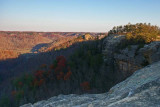Red River Gorge Auxier Ridge, Courthouse Rock