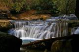 Bark Camp Creek Cascades, Kentucky
