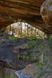 Stargap Arch, Red River Gorge, KY