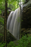 Anglin Falls near Berea, KY at high water.
