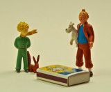 The Little Prince and Tintin....