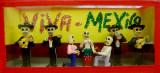 Viva Mexico Calavera Band