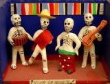 Viva la Muerte Calavera Band