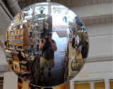 At the Maritime Museum Book Store again