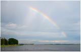 Part of a rainbow.