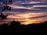 Falls Sunset