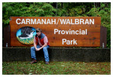 Carmanah Provinical Park Vancouver Island New