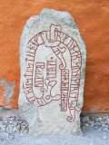 2008-08-02 Viking rune stone
