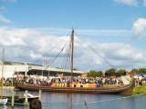 2008-08-09 Viking ship just arrived