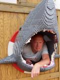 Legoland - Eaten by shark