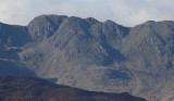 Crinkle Crags from Fairfield Horseshoe