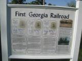 First Georgia Railroad - Marker 7a (READABLE) Choose Original