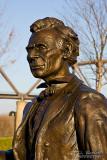 Ed Hamilton's Statue of Abraham Lincoln_6C0563