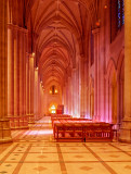 Etherial Light In Cathedral (DC)