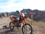 12,400ft with Air/Fuel Meter