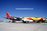 Prints and slides Gallery of Braniff Airways stock photos