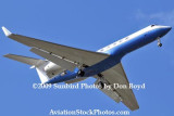 USAF C-37A #70405 on approach to Opa-locka military aviation stock photo #3494