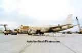 1976 - Air Trine CV-880M N5865 overrun accident at Miami International Airport aviation stock photo