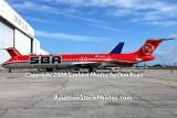 2009 - Santa Barbara Airlines MD83 N668SH aviation stock photo #0117