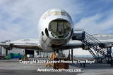 2009 - Arrow Air DC8-63F N784AL being scrapped aviation stock photo #0118