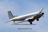 TMF Aircraft R4D-8 Super DC-3 N587MB cargo airline aviation stock photo #5226