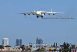 Antonov Design Bureau An-225 Mriya UR-82060 on approach to 26L at MIA aviation stock photo #5359