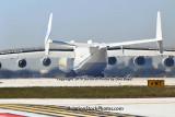 Antonov Design Bureau An-225 Mriya UR-82060 landing on runway 26L at MIA aviation stock photo #5368
