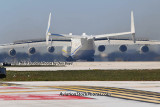 Antonov Design Bureau An-225 Mriya UR-82060 rolling out on runway 26L at MIA aviation stock photo #5369