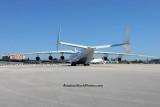 Antonov Design Bureau An-225 Mriya UR-82060 taxiing on the Northeast Base at MIA aviation stock photo #0703