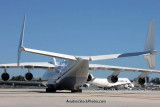 Antonov Design Bureau An-225 Mriya UR-82060 taxiing on the Northeast Base at MIA aviation stock photo #0704