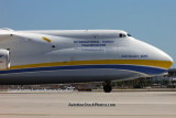 Antonov Design Bureau An-225 Mriya UR-82060 taxiing on the Northeast Base at MIA aviation stock photo #0711