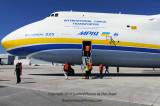 Antonov Design Bureau An-225 Mriya UR-82060 on the Northeast Base at MIA aviation stock photo #0720