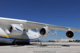Antonov Design Bureau An-225 Mriya UR-82060 on the Northeast Base at MIA aviation stock photo #0721