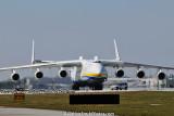 Antonov Design Bureau An-225 Mriya UR-82060 taxiing to the Northeast Base at MIA aviation stock photo #5371