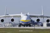 Antonov Design Bureau An-225 Mriya UR-82060 taxiing to the Northeast Base at MIA aviation stock photo #5372