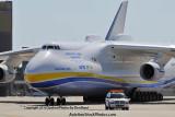 Antonov Design Bureau An-225 Mriya UR-82060 taxiing to the Northeast Base at MIA aviation stock photo #5374