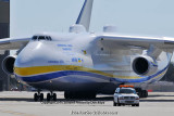 Antonov Design Bureau An-225 Mriya UR-82060 taxiing to the Northeast Base at MIA aviation stock photo #5375