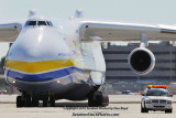 Antonov Design Bureau An-225 Mriya UR-82060 taxiing to the Northeast Base at MIA aviation stock photo #5376