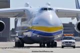 Antonov Design Bureau An-225 Mriya UR-82060 taxiing to the Northeast Base at MIA aviation stock photo #5377