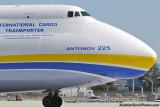 Antonov Design Bureau An-225 Mriya UR-82060 taxiing on the Northeast Base at MIA aviation stock photo #5380