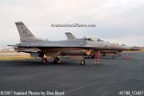 2007 - Alabama Air National Guard F-16C Block30F #AF87-0220 City of Selma military aviation stock photo #2788