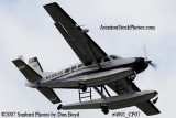 Turnberry Helicopter II LLC Cessna C-208 N208JS corporate aviation stock photo #4901