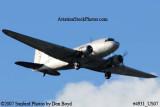 Atlantic Air Cargo DC3-C N437GB cargo aviation stock photo #4931