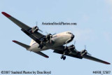 Florida Air Transport C54G-DC N406WA cargo airline aviation stock photo #4938
