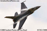 USAF F-16 East Coast Demo at the Great Tennessee Air Show at Smyrna aviation stock photo #1750