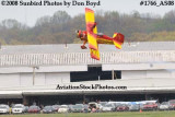 Wingwalker act at the Great Tennessee Air Show at Smyrna aviation stock photo #1766